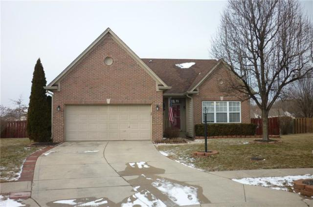 8812 Timberbluff Court, Indianapolis, IN 46234 (MLS #21546292) :: Indy Plus Realty Group- Keller Williams