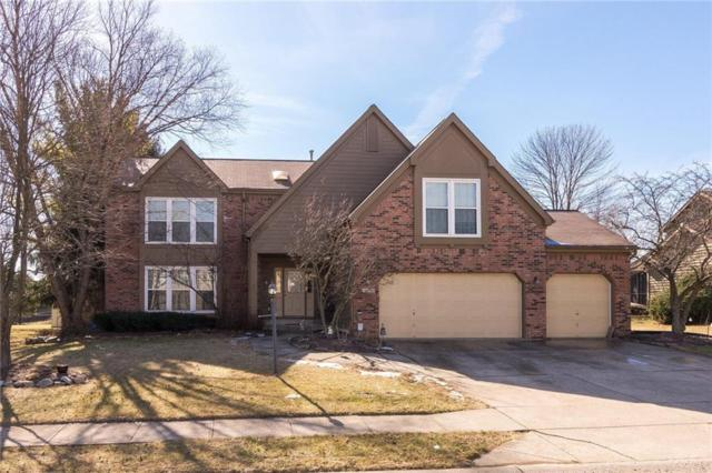 10921 Echo Grove Circle, Indianapolis, IN 46236 (MLS #21546327) :: The Evelo Team