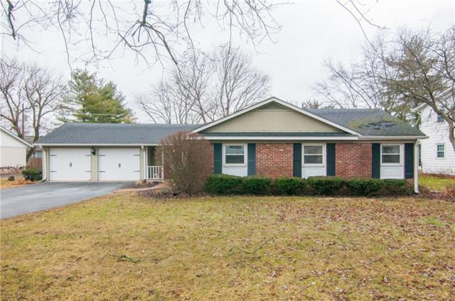 25 N Dawn Drive, Franklin, IN 46131 (MLS #21546331) :: Indy Plus Realty Group- Keller Williams