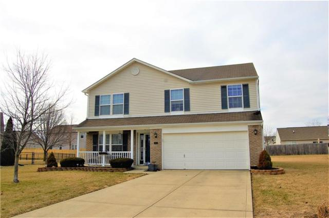 941 Keen Court, Greenfield, IN 46140 (MLS #21546343) :: RE/MAX Ability Plus