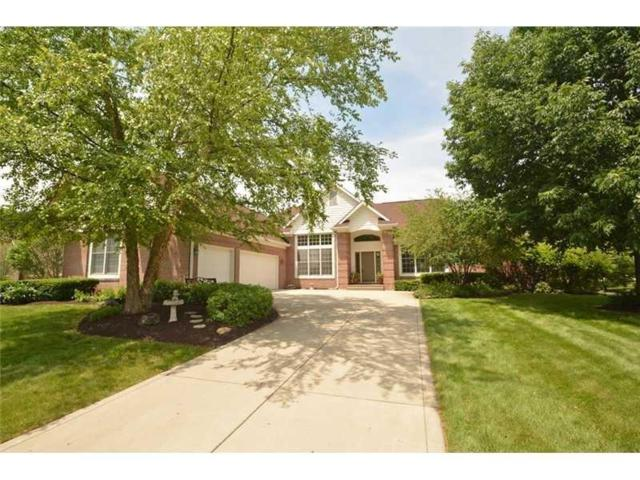 9891 Sugarleaf Place, Fishers, IN 46038 (MLS #21546380) :: The Evelo Team