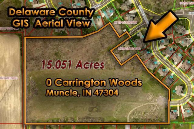 0 Carrington Woods Way, Muncie, IN 47304 (MLS #21546429) :: The Evelo Team