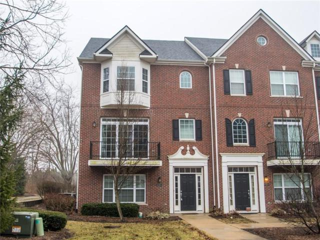 11725 Chant Lane #8, Zionsville, IN 46077 (MLS #21546441) :: The Evelo Team