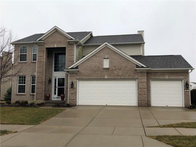 525 Stafford Drive, Westfield, IN 46074 (MLS #21546458) :: The Evelo Team