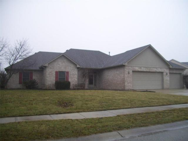 1368 N Manchester Drive, Greenfield, IN 46140 (MLS #21546460) :: RE/MAX Ability Plus
