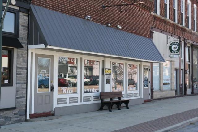 111 E Main Street, Arcadia, IN 46030 (MLS #21546519) :: Indy Plus Realty Group- Keller Williams