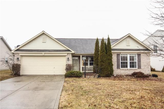 5336 Wood Hollow Drive, Indianapolis, IN 46239 (MLS #21546533) :: RE/MAX Ability Plus