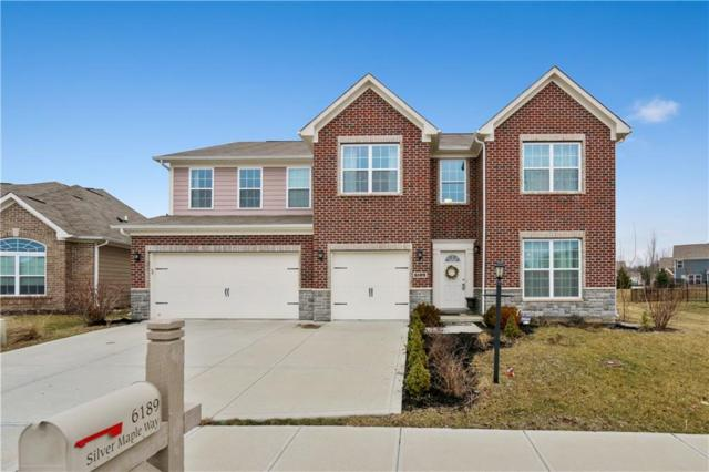 6189 Silver Maple Way, Zionsville, IN 46077 (MLS #21546579) :: RE/MAX Ability Plus