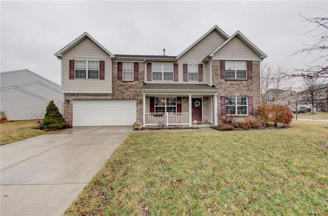 11119 Corsair Place, Noblesville, IN 46060 (MLS #21546582) :: The Evelo Team