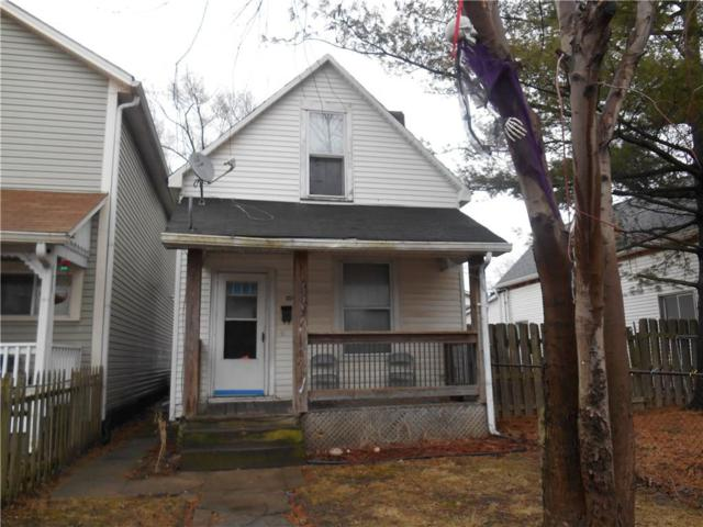 1517 Ringgold Avenue, Indianapolis, IN 46203 (MLS #21546601) :: Mike Price Realty Team - RE/MAX Centerstone