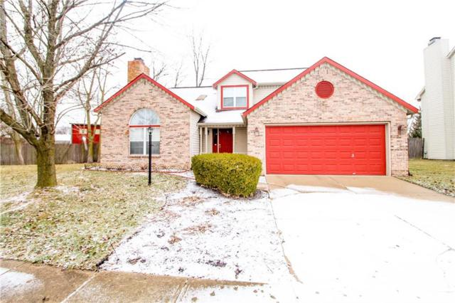 17640 Willow Creek Way, Westfield, IN 46074 (MLS #21546605) :: The Evelo Team