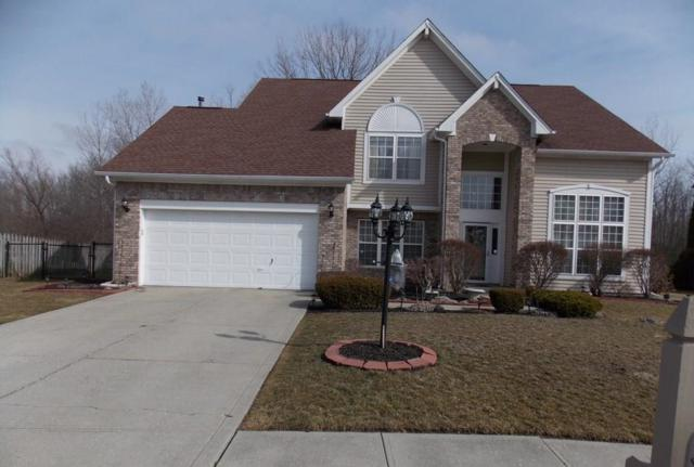 3616 Duffers Circle, Indianapolis, IN 46228 (MLS #21546614) :: Indy Plus Realty Group- Keller Williams