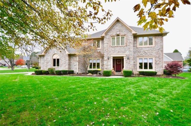 4812 Brentridge Court, Greenwood, IN 46143 (MLS #21546668) :: Indy Plus Realty Group- Keller Williams