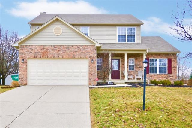 13920 Conner Knoll Parkway, Fishers, IN 46038 (MLS #21546700) :: The Evelo Team