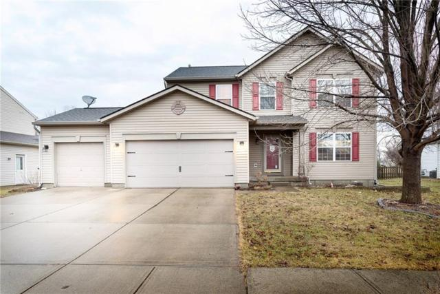 12879 Sinclair Place, Fishers, IN 46038 (MLS #21546816) :: The Evelo Team