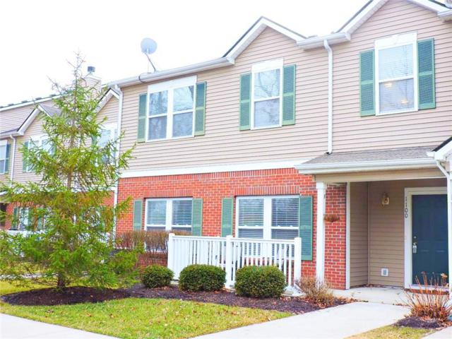 12235 Bubbling Brook Drive #1100, Fishers, IN 46038 (MLS #21546835) :: Indy Scene Real Estate Team