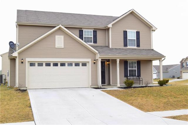 2223 Sungold Court, Greenwood, IN 46143 (MLS #21546899) :: The Evelo Team
