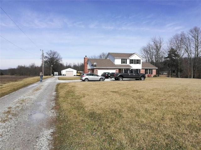 10890 W State Road 142, Quincy, IN 47456 (MLS #21546921) :: The Evelo Team