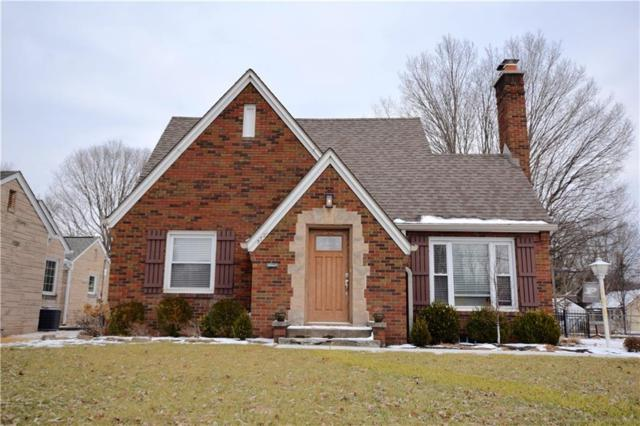 5721 N Illinois Street, Indianapolis, IN 46208 (MLS #21546939) :: Indy Scene Real Estate Team