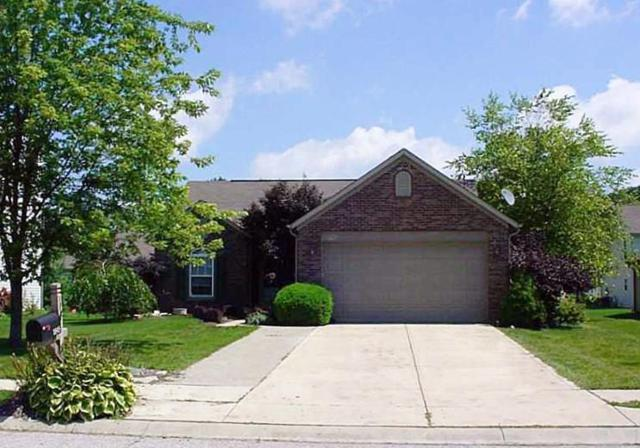 1845 Murdoch Drive, Greenfield, IN 46140 (MLS #21546954) :: RE/MAX Ability Plus