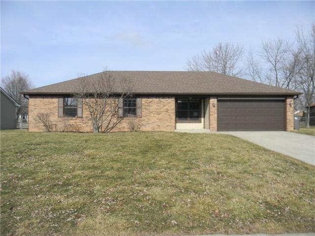 3520 Oak Tree Court, Indianapolis, IN 46227 (MLS #21546967) :: RE/MAX Ability Plus