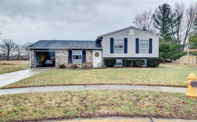 2110 Poncianni Avenue, Shelbyville, IN 46176 (MLS #21546984) :: The Evelo Team
