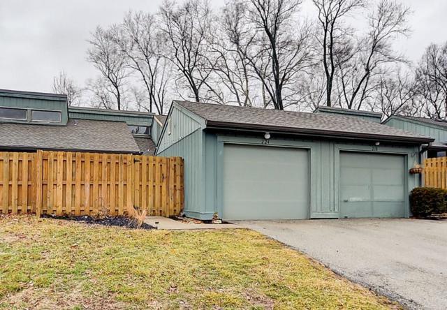 224 Sugarwood Lane, Avon, IN 46123 (MLS #21547003) :: The ORR Home Selling Team