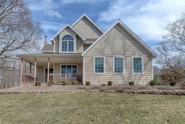 8842 W Amphitheater Road, Arlington, IN 46104 (MLS #21547067) :: The Evelo Team