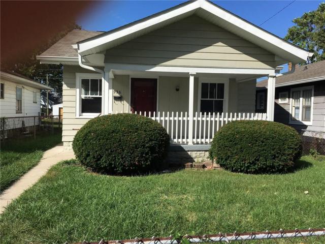 936 N Drexel Avenue, Indianapolis, IN 46201 (MLS #21547104) :: Indy Scene Real Estate Team