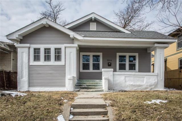 2914 Ruckle Street, Indianapolis, IN 46205 (MLS #21547108) :: The Evelo Team