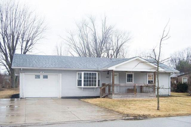 9168 Main Street, Taylorsville, IN 47280 (MLS #21547146) :: The Evelo Team
