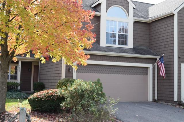 7406 Charrington Court, Indianapolis, IN 46254 (MLS #21547162) :: The ORR Home Selling Team