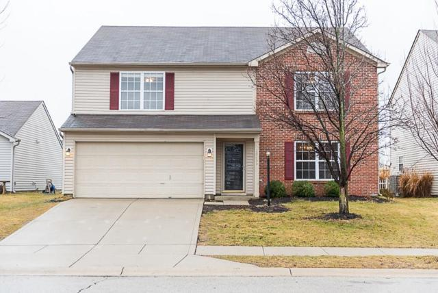 15499 Follow Drive, Noblesville, IN 46060 (MLS #21547168) :: The Evelo Team