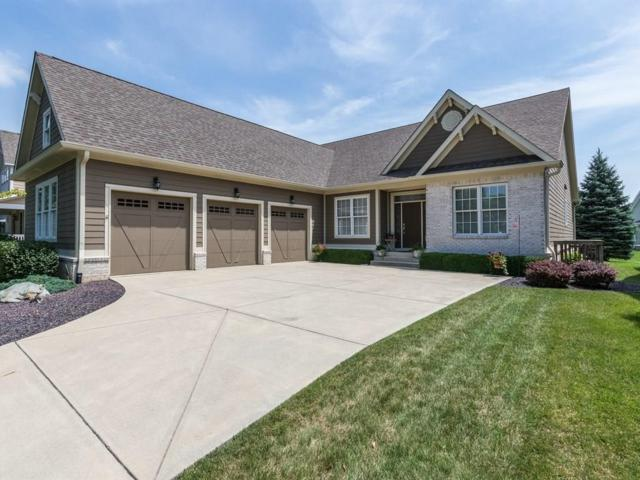 12995 Saxony Boulevard, Fishers, IN 46037 (MLS #21547231) :: The ORR Home Selling Team