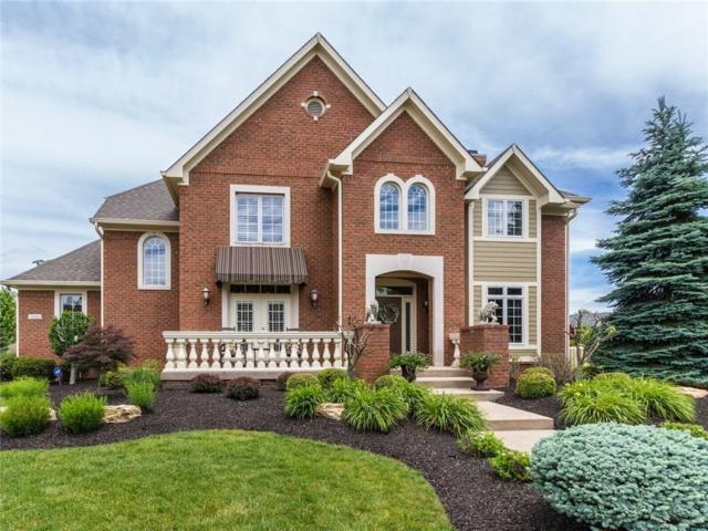 7680 St. Lawrence Court, Zionsville, IN 46077 (MLS #21547262) :: The ORR Home Selling Team