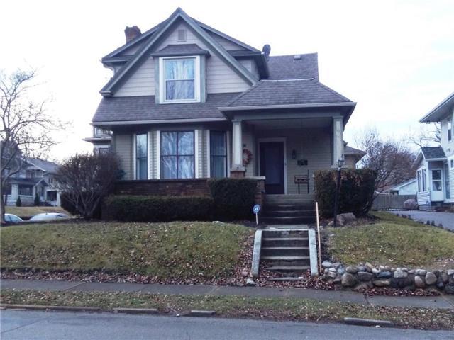 545 S 11th, New Castle, IN 47362 (MLS #21547321) :: Indy Scene Real Estate Team