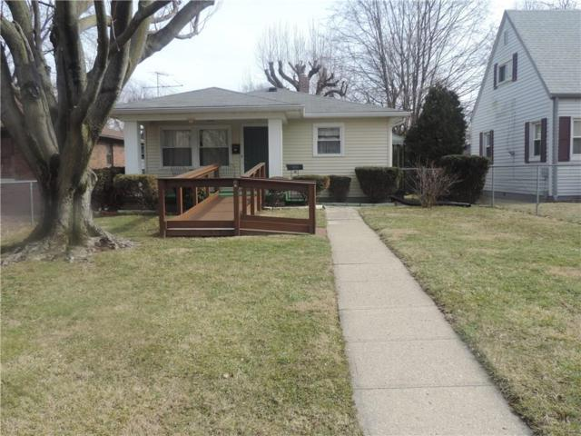 361 S Bancroft Street, Indianapolis, IN 46201 (MLS #21547402) :: Indy Scene Real Estate Team