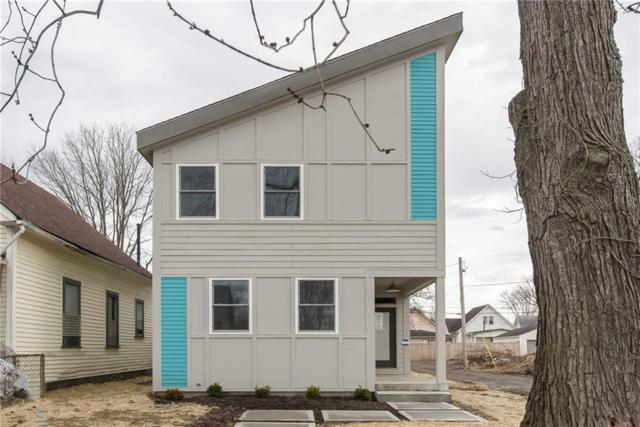 829 S Randolph Street, Indianapolis, IN 46203 (MLS #21547411) :: The ORR Home Selling Team