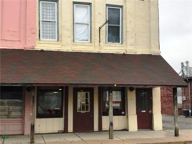 106 W Main Street, Colfax, IN 46035 (MLS #21547499) :: FC Tucker Company