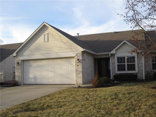 1614 Fairfield Circle, Greenfield, IN 46140 (MLS #21547517) :: The ORR Home Selling Team
