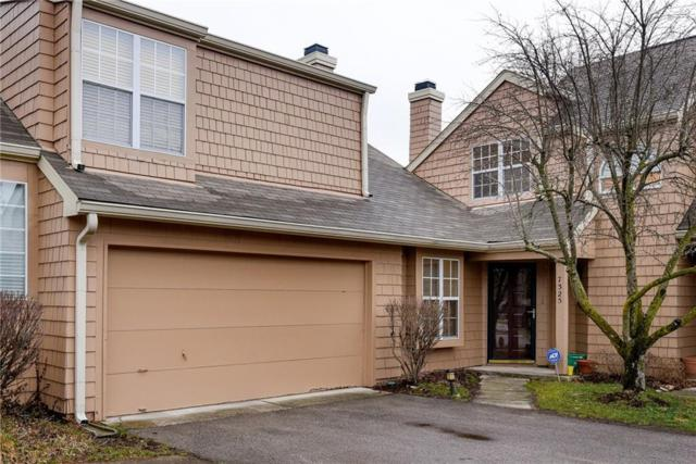 7325 Harbour Point, Indianapolis, IN 46240 (MLS #21547620) :: The ORR Home Selling Team