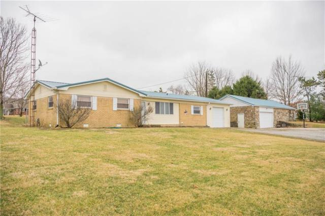 2026 S County Road 700 W., Greensburg, IN 47240 (MLS #21547629) :: The Evelo Team