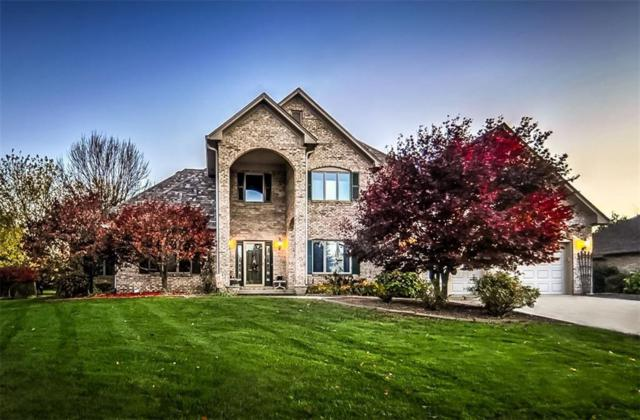1364 Sugarberry Court, Mooresville, IN 46158 (MLS #21547656) :: Heard Real Estate Team