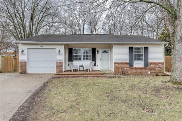 3230 Remington Drive, Indianapolis, IN 46227 (MLS #21547662) :: The ORR Home Selling Team