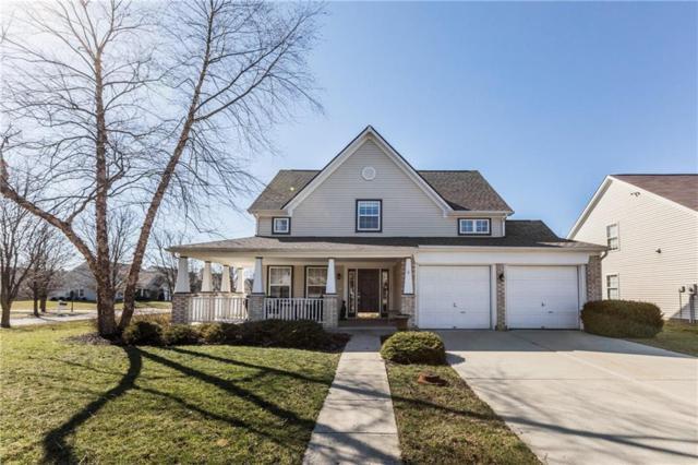 15520 Marietta Circle, Westfield, IN 46074 (MLS #21547761) :: The ORR Home Selling Team