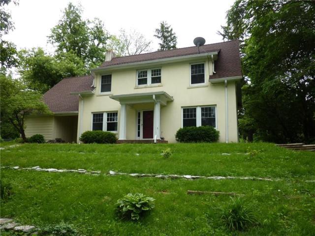 612 Ridge Avenue, Greencastle, IN 46135 (MLS #21547797) :: The ORR Home Selling Team