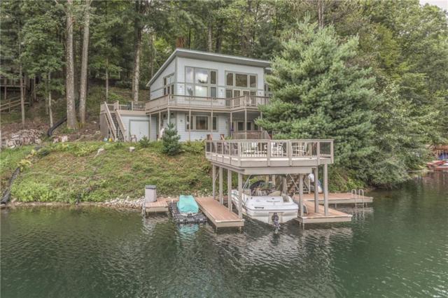 7134 Flounder Drive, Nineveh, IN 46164 (MLS #21547863) :: The ORR Home Selling Team