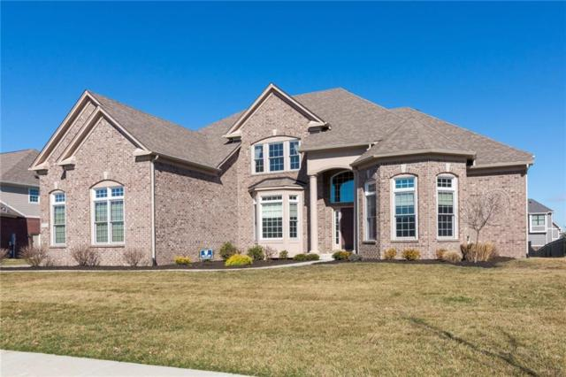 14374 Brooks Edge Lane, Fishers, IN 46040 (MLS #21547879) :: The Evelo Team