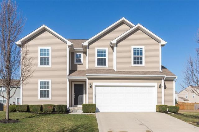 13876 Black Canyon Court, Fishers, IN 46038 (MLS #21547904) :: The Evelo Team
