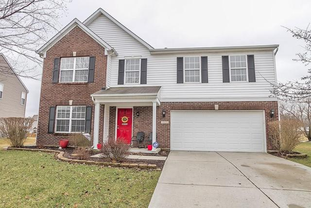 10603 Patoka Road, Indianapolis, IN 46239 (MLS #21547969) :: The ORR Home Selling Team